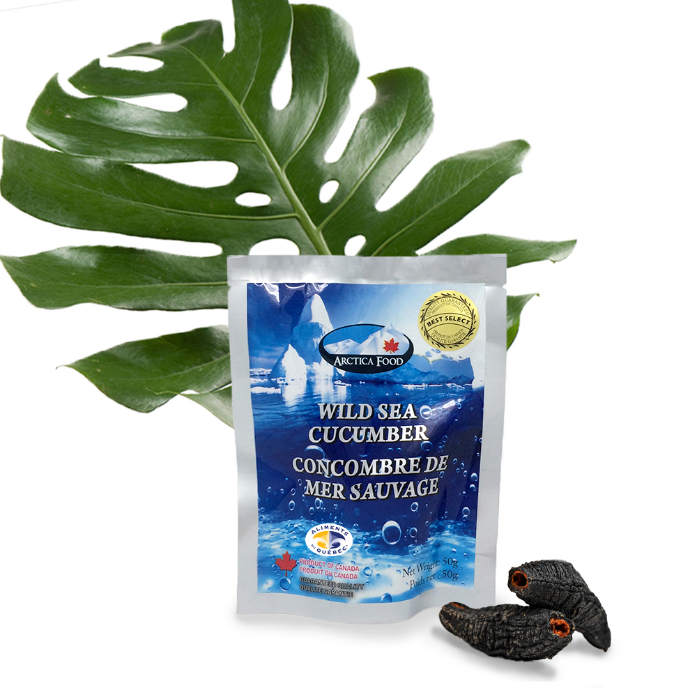 Dried Wild Sea Cucumber - Best & Select 50g