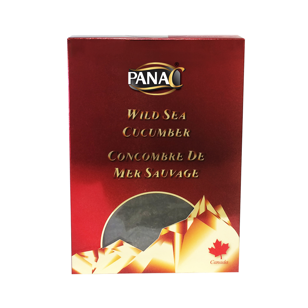 Dried Wild Sea Cucumber - PanaC 300g