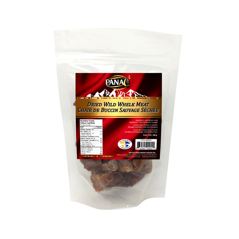Dried Wild Whelk Meat - PanaC 200g