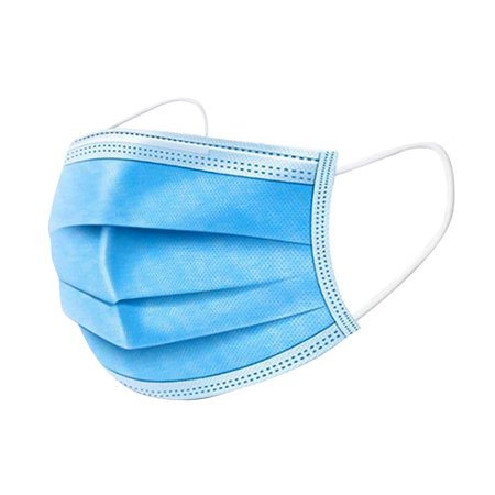 Protective Mask - 50 pcs/box, blue